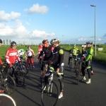 Clinic wielrennen voor goede doel
